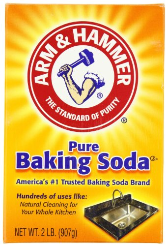 Arm & Hammer 3320001140EA Baking Soda, 2lb Box
