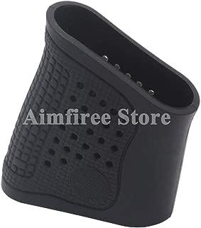 Aimfiree Tactical Anti-Slip Pistol Handgun Grip Glove Rubber for S&W M&P Shield Ruger SR22 Walther PPS Taurus PT740 PT709