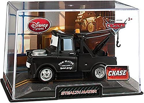 Disney   Pixar CARS 2 Movie Exclusive 148 Die Cast Car In Plastic Case Stealth Mater Chase Edition  by Disney Interactive Studios