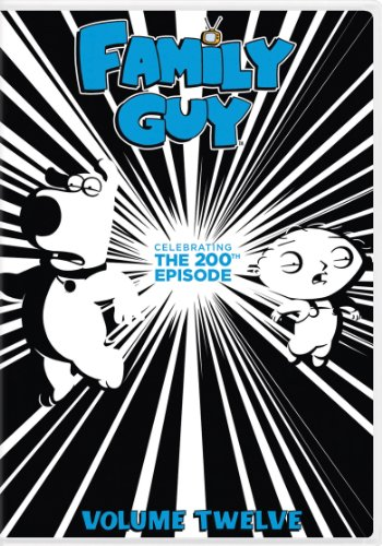 Family Guy: Season 11, Volume 12