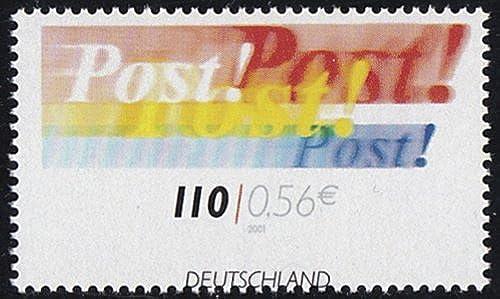 Goldhahn BRD Nr. 2179 postfrisch  Verz ung Briefürken für Sammler