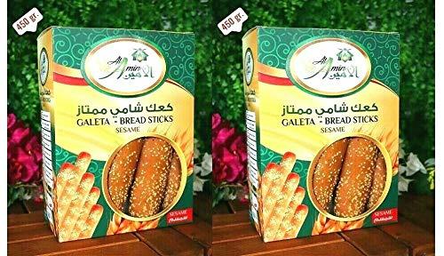 Al Amin Shami Sesame Breadsticks - …