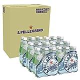 サンペレグリノ (S.PELLEGRINO) 炭酸水 PET 500ml [直輸入品] ×36本