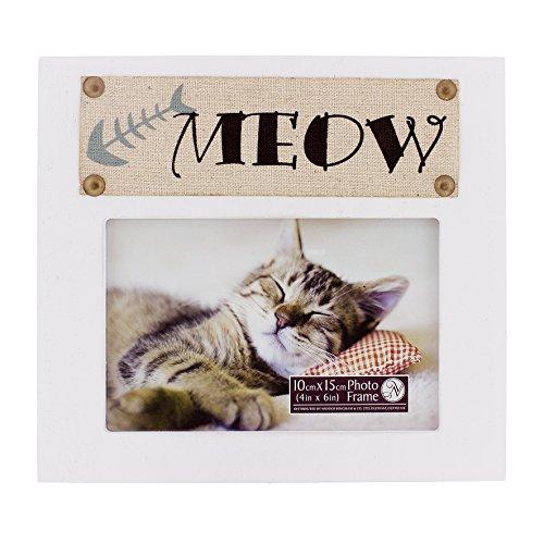 New View Cadre photo cadeaux – Meow – 10,2 x 15,2 cm – Nv457 – Neuf