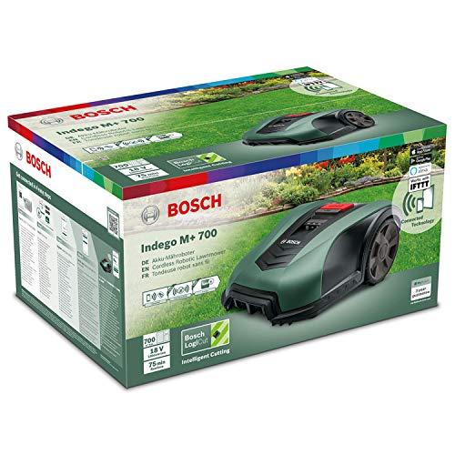 Bild 6: Bosch Indego M+ 700