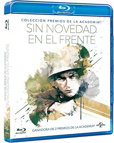 Sin Novedad En El Frente (Colección Oscar 2015) [Blu-ray]