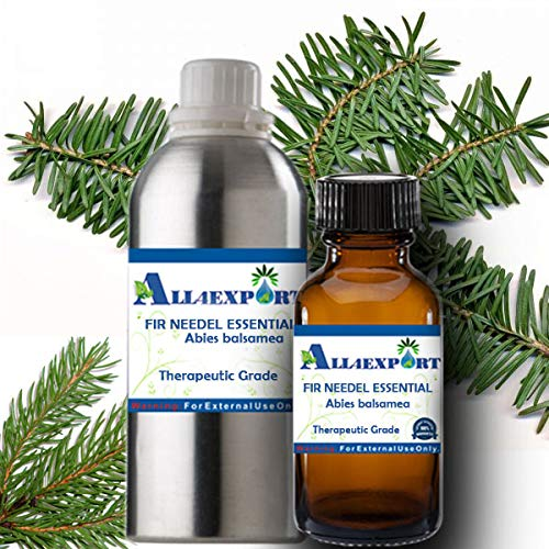 Check Out This Essential Oil Pure Fir Needle Abies Siberica Natural Undiluted 1050 Ml