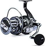 Best Surf Casting Reels - Sougayilang Spinning Reels 10000 Size Surf Fishing Reels,10+1 Review