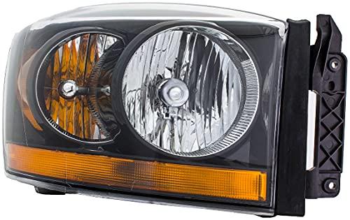 06 dodge ram headlight assembly - 2