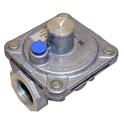 "VULCAN-HART 3/4"" NPT LP Gas Pressure Regulator 5"" to 12"" Water Column Range 408279-22 by VULCAN-HART"
