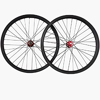 IMUST 29er Plus 50mm Fat Bike Wheelset with Novatec D711SB/D712SB Hubs Pillar PSR14 Spokes