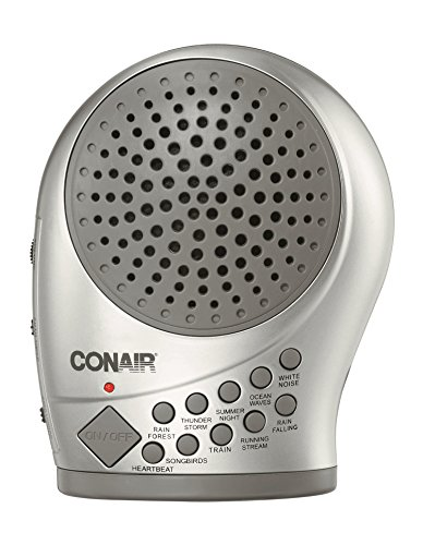 Conair Sound Therapy with Night Light