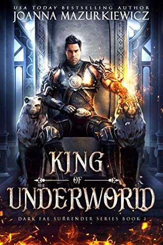 King of Underworld: Bully Romance (Dark Fae Surrender Series Book 1) (English Edition)
