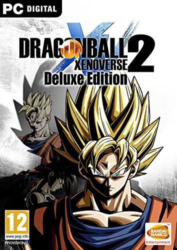 Dragon Ball Xenoverse 2 Deluxe - Édition Deluxe [Code Jeu PC - Steam]