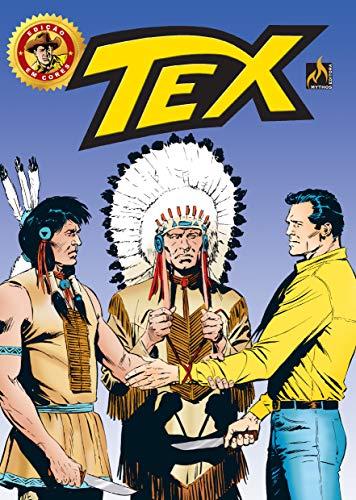 Tex Edição Em Cores 40. Mão Amarela
