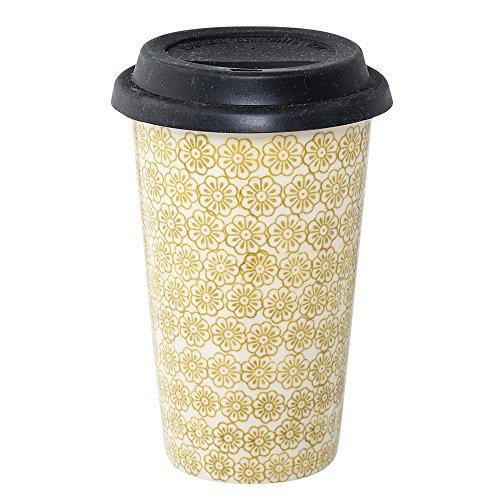 Bloomingville To-Go-Kaffeebecher Susie, grün