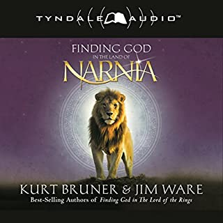 Finding God in the Land of Narnia                   By:                                                                                                                                 Kurt Bruner,                                                                                        Jim Ware                               Narrated by:                                                                                                                                 Nick Sandys                      Length: 4 hrs and 17 mins     54 ratings     Overall 4.6