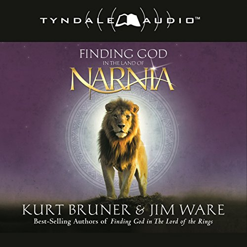 Finding God in the Land of Narnia audiobook cover art