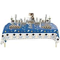 2-Pack 2021 Graduation Decoration Tablecloth 107
