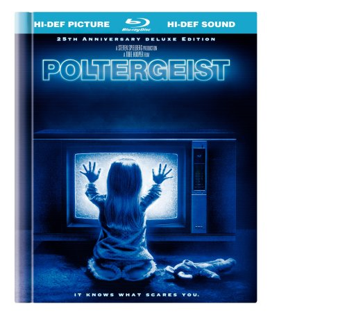 Poltergeist - Limited Collector's Mediabook / Digibook Edition (inkl. Deutsche Tonspur) Blu-ray