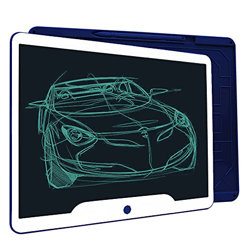 LCD Writing Tablet, Richgv 15 Inches Writing Doodle Board Electronic Digital Writing Pad for Age 3+
