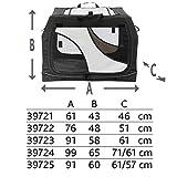 Trixie 39721 Vario Transportbox, Größe S, 61×43×46 cm - 10