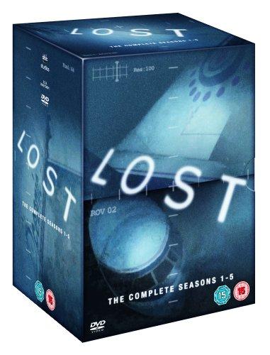 LOST SEASON 1-5 GIFTBOX [Edizione: Regno Unito]