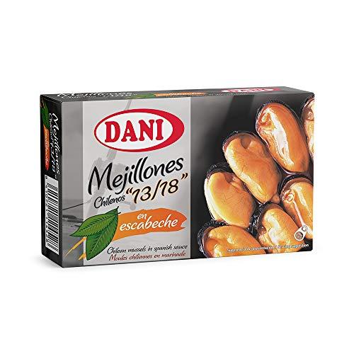 Dani - Chilenische Muscheln