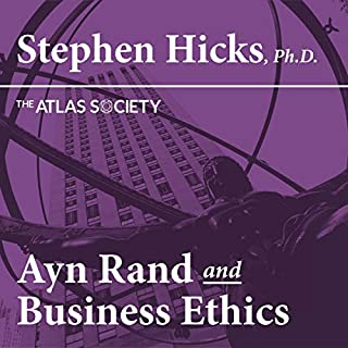 Ayn Rand and Contemporary Business Ethics cover art
