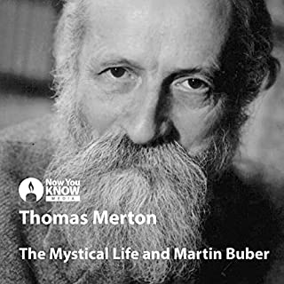 The Mystical Life and Martin Buber audiobook cover art