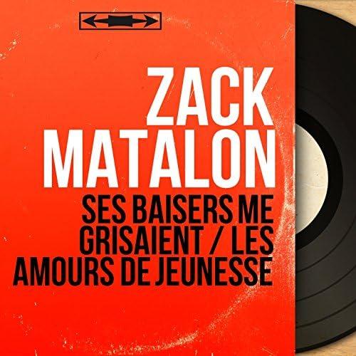 Zack Matalon feat. J. P. Guigon et son orchestre