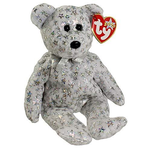 TY~BEANIE BEARS The Beginning Bear - Ty Beanie Baby