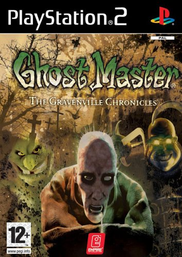 Ghost Master: The Gravenville Chronicles (PS2) - Very Good Condition