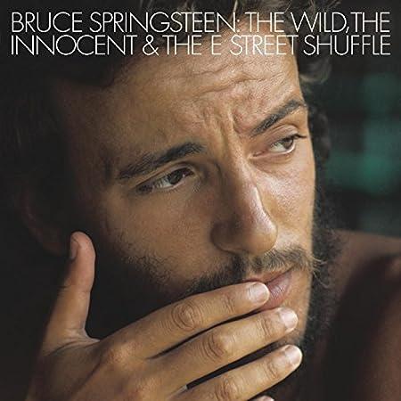 vinile The Wild, The Innocent And The E Street Shuffle album bruce springsteen