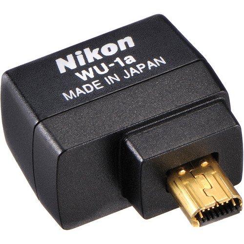Nikon WU-1a Tarjeta y Adaptador de Interfaz - Accesorio (USB