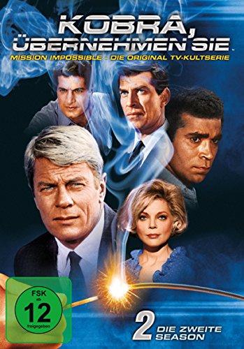 Kobra, übernehmen Sie! - Die zweite Season [7 DVDs]
