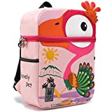 Charmore Kids Backpack Childrens Rucksack Lightweight Boys Girls Toddler School Bag with Chest Buckle