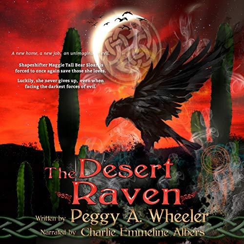 The Desert Raven cover art