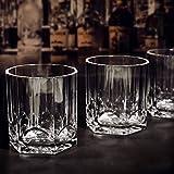 RB Whiskeygläser Premium-Kunststoff Unzerbrechlich Wiederverwendbar 35cl, 6 Stück - 3
