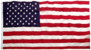 Valley Forge U.S. Flag 3x5 Foot Perma-Nyl