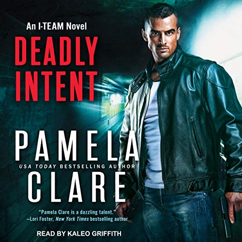 Deadly Intent Audiobook By Pamela Clare cover art