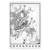 artboxONE Poster 30x20 cm Städte Kopenhagen, Dänemark -