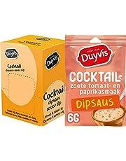 Duyvis Dips Cocktail, Doos 14 stuks x 6 g