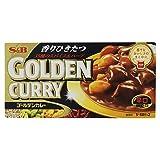 S&B Golden Curry Sabor Muy Picante(HOT) 198g (Versión Japón)