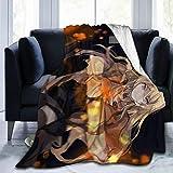 Gene Steinbeck RWBY-Yang Anime Print Ultra-Soft Micro Fleece Plush Throw Blanket Soft Light Weight Blanket 60'x50'