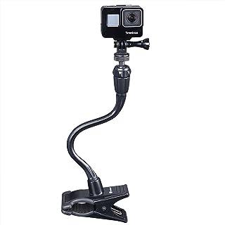 Smatree GoPro用フレックスクランプ Hero 8/7/6/5などアクションカメラ対応フレキシブルアームホルダー