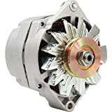 DB Electrical ADR0134 Alternator Compatible With/Replacement For Tractor Delco 10SI with Tach, Allis Chalmers Tractor, Massey Ferguson Tractor, Case Tractor, Bobcat Skid Steer Loader
