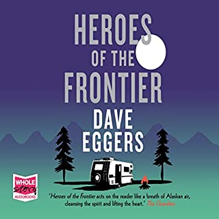 Heroes of the Frontier cover art