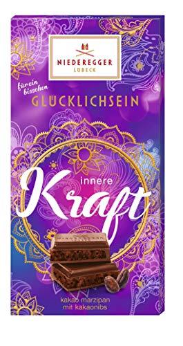 "Niederegger, Marzipan Tafel \""Kraft\"" g, 110 g"