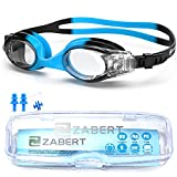 ZABERT Gafas de natación para niños, gafas de natación K1, gafas de...